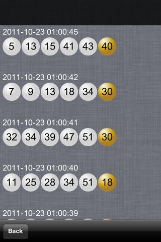 Lottery Helper Free screenshot 4