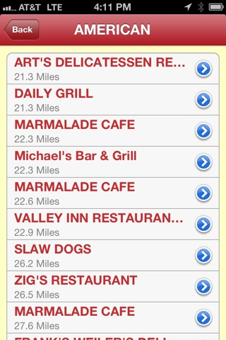 Daily News Restaurant Guy screenshot 3