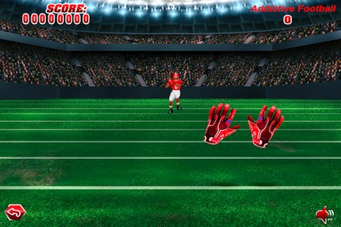 Football Catch Lite screenshot 3