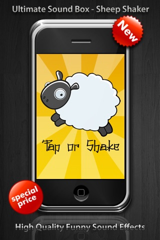 Sheep Shaker - Ultimate Sound Box screenshot 1