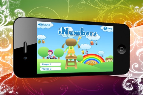 iNumbers Game Lite screenshot 1