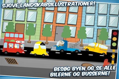 Billedbog med biler screenshot 4