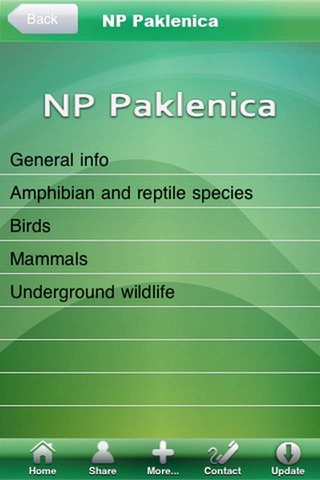 NP Paklenica - Official Travel Guide screenshot 3