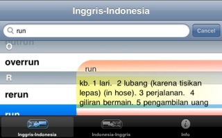 iKamus English iPhone