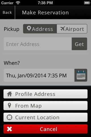 Malta Taxi screenshot 2
