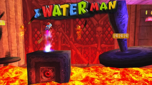 X WaterMan Screenshot