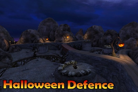 HalloweenDefence-Free screenshot 2