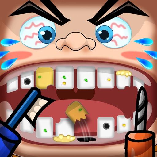 Angry Dentist - Kids Games PRO Teeth Edition iOS App
