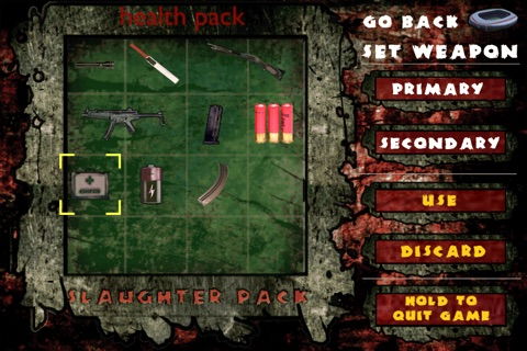 The Zombie Games screenshot 3