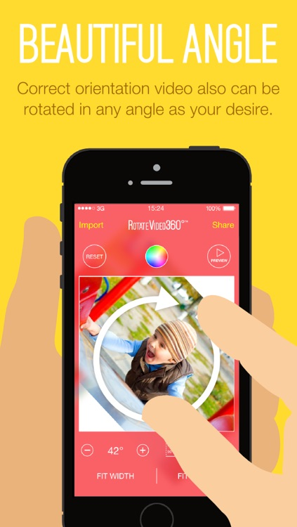 Rotate video 360 video rotator to rotate your video clip to rotate video 360 video rotator to rotate your video clip to correct orientation or in any angle and scale resize video for instagram by pratchaya ccuart Gallery