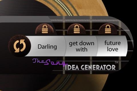 Song Idea Generator screenshot 2