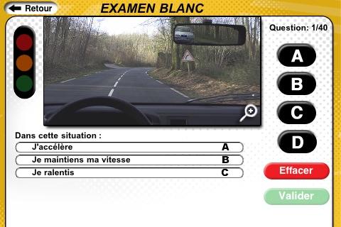 Réussir le Code de la Route - FREE screenshot 1