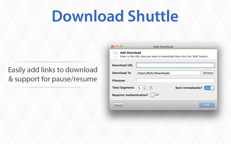 download shuttle fast file downloader on the mac app store