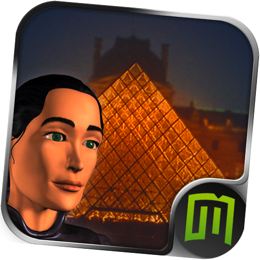 穿越卢浮宫 Louvre The Messenger