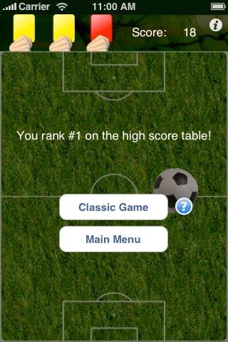 Soccer Star screenshot 2