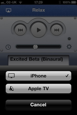 download Relaxing Sounds for Apple TV apps 0