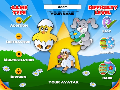 Abby Monkey: Spring Math - Math Games screenshot 4