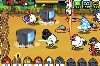 Chicken Revolution Скриншоты3