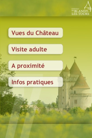 Château de Blandy-les-ToursCapture d'écran de 4