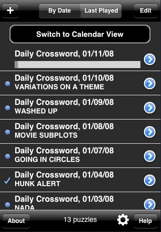 USA TODAY® Crosswords screenshot 4
