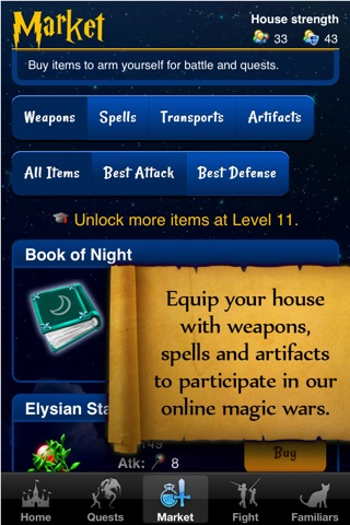 School of Magic 3 screenshot 2