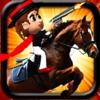 War Horse Mayhem ( Gratis Rennen und Schießen Auto Kids Games )