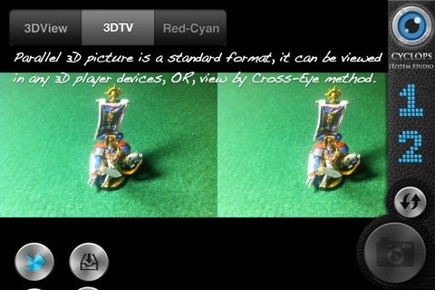 3D Camera - iTotem screenshot 4