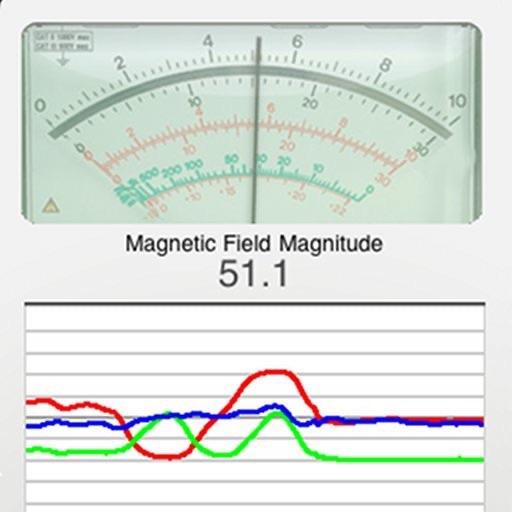 EMF Detector iOS App