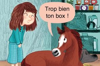 Les animaux de Lou : Vole Petit Galop . Premières Lectures Nathan Screenshot 4