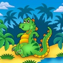 Animals and their Environments - Toddler & Preschool Educational Fun Game icon