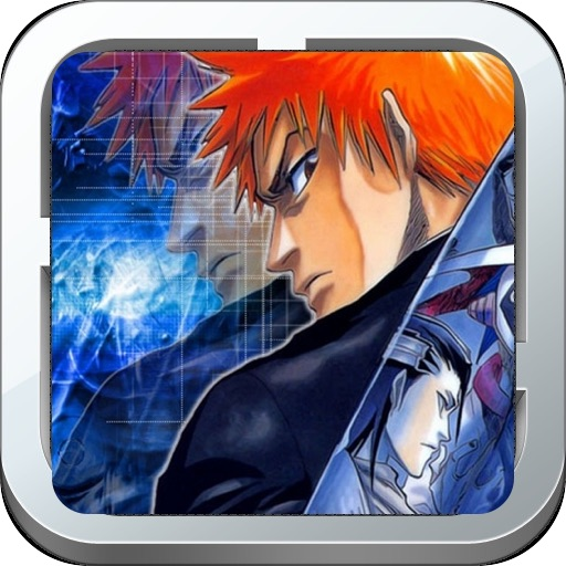 Bleach HD Wallpapers iOS App