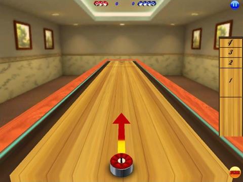 3D Shuffle-Board HD Screenshot