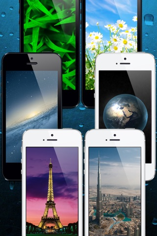 Cool Wallpapers for iOS 7 Pro screenshot 4