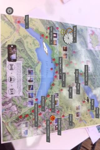 Vaud Map AR screenshot 2