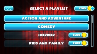 Screenshots of Movie Quiz Free - Film Trivia Game for iPhone