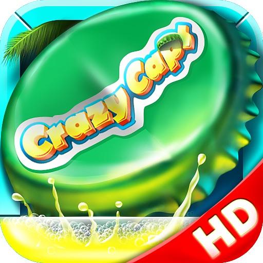 Crazy Caps HD iOS App