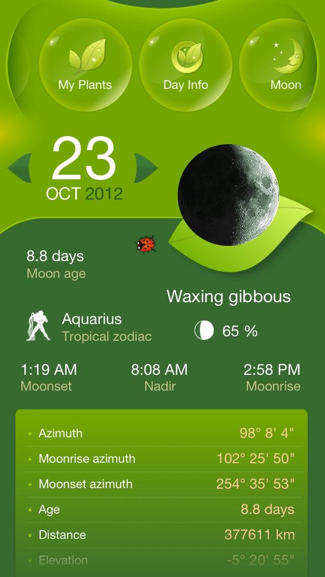 Moon Gardening Free Iphone Ipad App Market