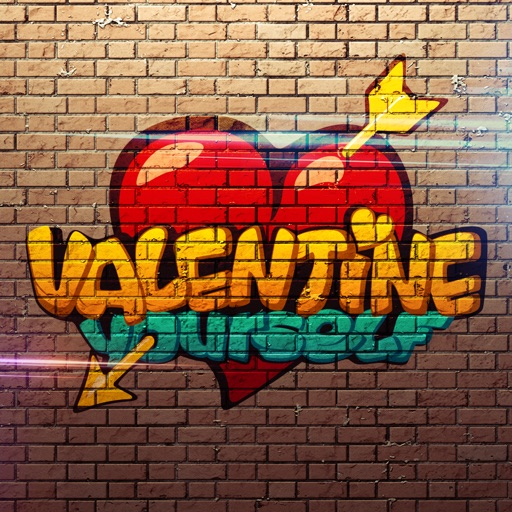 Valentine Yourself iOS App