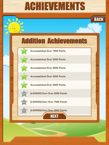 Ace Speed Math HD screenshot 4