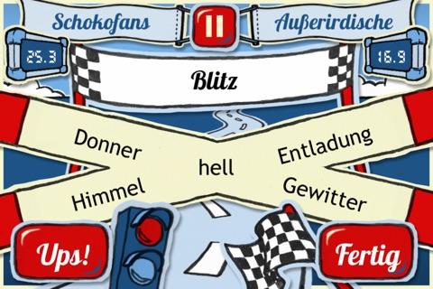 Word Race screenshot 1