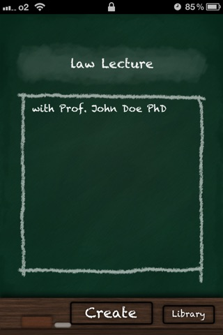 Lecture-Recorder screenshot 1