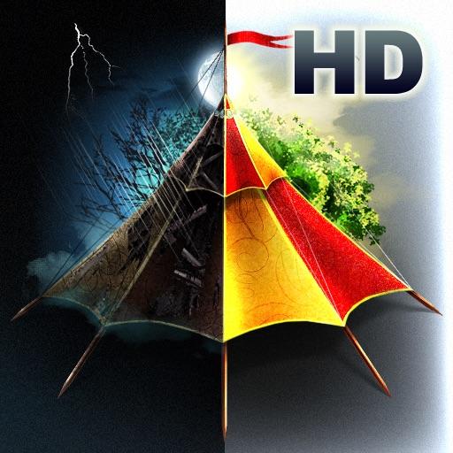 Покинутые места - Затерянный цирк HD
