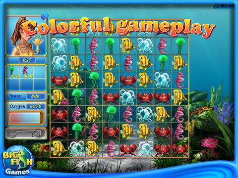 Tropical Fish Shop: Annabel's Adventure HD (Full) screenshot 2