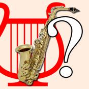Saxophone Fingering Quiz icon