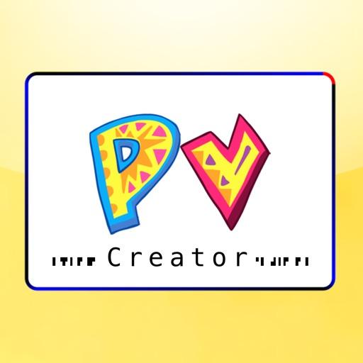 PV Creator iOS App