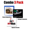 Combo 3 Pack - Singing Bowls, Ancient Solfeggio Frequencies, Hypnosis Sessions