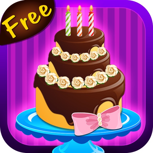 Cake Maker – Free hot Cooking Game for lovers of soups, pancakes, sandwiches, brownies, chocolates and ice creams! iOS App