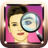 Celebrity Zoomed In Close Up Pics Quiz - guess who's the celeb star in this eyenigma celebrities photo pic games