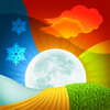 Relax Melodies Seasons HD Free: Music and white noise for sleep, relaxation & yoga