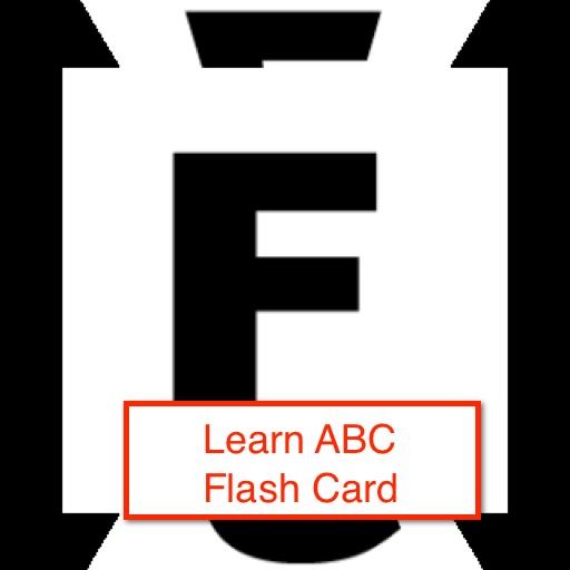 Learn ABC Flash Card iOS App